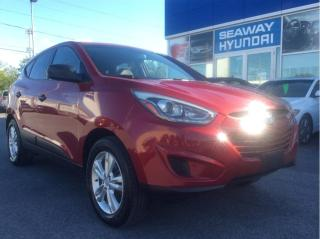 Used 2014 Hyundai Tucson GL AWD - Bluetooth - Low KM's - Local Trade for sale in Cornwall, ON
