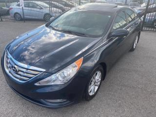 Used 2013 Hyundai Sonata 2.4L 4dr WITH BRAND NEW ENGINE BY HYUNDAI for sale in Scarborough, ON