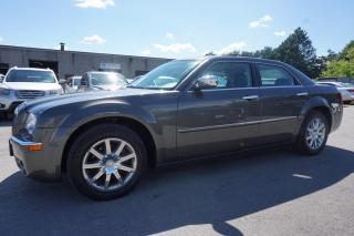 Used 2010 Chrysler 300 LIMITED CERTIFIED 2YR WARRANTY SUNROOF BLUETOOTH *2nd WINTER* POWER HEATED SEATS for sale in Milton, ON