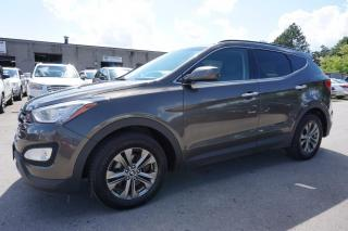 Used 2014 Hyundai Santa Fe GLS AWD CERTIFIED 2YR WARRANTY *1 OWNER*FREE ACCIDENT* HEATED 4 SEATS & STEERING BLUETOOTH ALLOYS for sale in Milton, ON