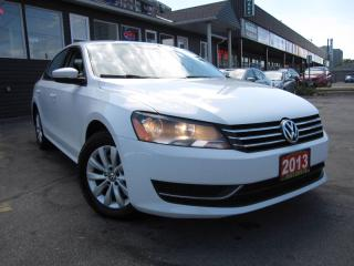 Used 2013 Volkswagen Passat 2.5L S for sale in Scarborough, ON