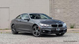 Used 2016 BMW 4 Series 435i xDrive COUPE,LOW KM,IMMACULATE,PREMIUM ENHANCED for sale in St. Catharines, ON