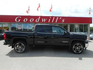 Used 2015 GMC Sierra 1500 SLE! HEATED SEATS! B/TOOTH! REMOTE START! CAM! for sale in Aylmer, ON