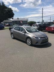 Used 2015 Toyota Corolla L 4-Speed AT for sale in Truro, NS