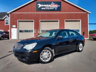 Used 2009 Chrysler Sebring LX for sale in Dunnville, ON