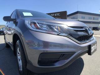 Used 2015 Honda CR-V LX AWD HEATED SEATS for sale in Sudbury, ON