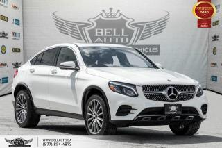 Used 2018 Mercedes-Benz GL-Class GLC 300, COUPE, AWD, NO ACCIDENT, NAVI, 360 CAM, B.SPOT for sale in Toronto, ON