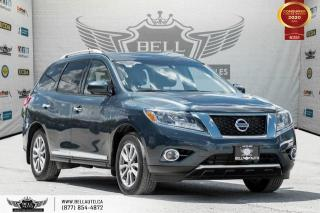 Used 2016 Nissan Pathfinder SL, AWD, NO ACCIDENT, NAVI, 360 CAM, B.SPOT for sale in Toronto, ON