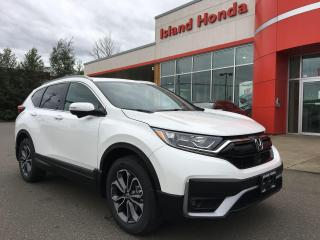 New 2020 Honda CR-V EX-L for sale in Courtenay, BC