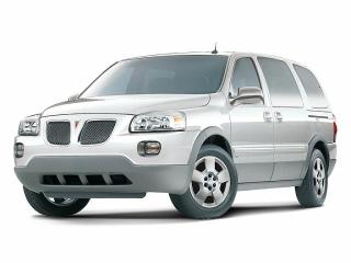 Used 2009 Pontiac Montana Sv6 w/1SA for sale in St Catharines, ON