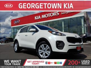 Used 2018 Kia Sportage 40K KMS | SUNROOF | BU CAM | HTD SEATS | BLUETOOTH for sale in Georgetown, ON