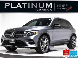 Used 2017 Mercedes-Benz GL-Class AMG GLC43, 362HP, NAV, PANO, CAM, AMG PKG for sale in Toronto, ON
