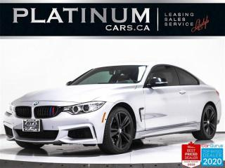 Used 2017 BMW 4 Series 440i xDrive, COUPE, NAV, SUNROOF, CAM, M - SPORT for sale in Toronto, ON