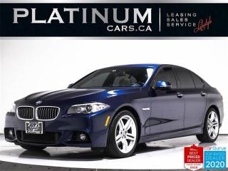 Used 2016 BMW 5 Series 528i xDrive, AWD, NAV, CAM, SUNROOF, M-SPORT PKG for sale in Toronto, ON