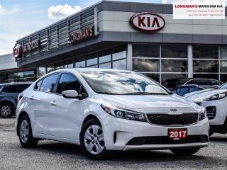 Used 2017 Kia Forte 4dr Sdn Auto LX for sale in Markham, ON