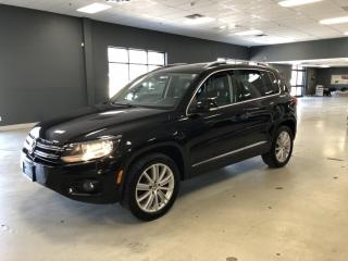 Used 2013 Volkswagen Tiguan HIGHLINE PACKAGE*NAVIGATION*REAR VIEW CAMERA*PANO* for sale in North York, ON