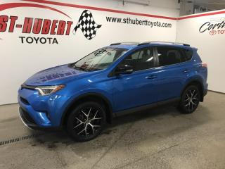 Used 2016 Toyota RAV4 AWD 4dr SE for sale in St-Hubert, QC
