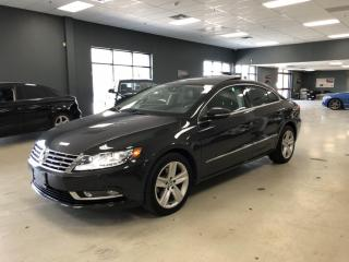 Used 2013 Volkswagen Passat CC HIGHLINE*NAVIGATION*BACK-UP CAMERA*ONE OWNER*NO AC for sale in North York, ON