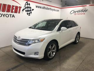 Used 2012 Toyota Venza 4DR WGN V6 AWD for sale in St-Hubert, QC