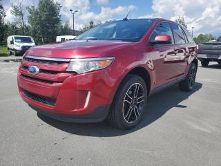 Used 2013 Ford Edge SEL/SPORT AWD, TOIT PANO, NAVI for sale in Vallée-Jonction, QC