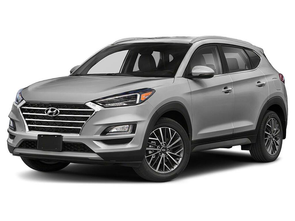 2020 Hyundai Tucson 2.4L AWD Luxury NO OPTIONS