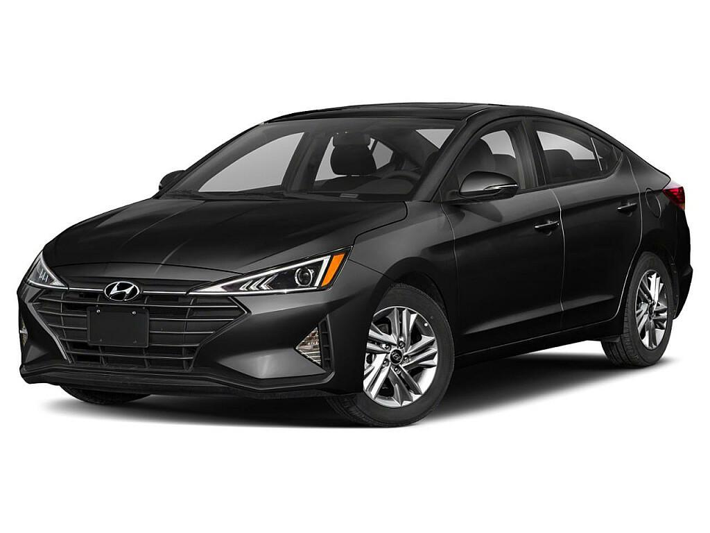 2020 Hyundai Elantra Preferred SUN AND SAFETY