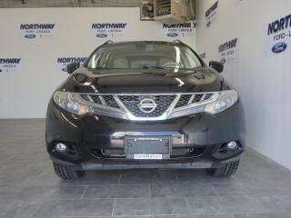 Used 2012 Nissan Murano LE | AWD | LEATHER | SUNROOF | NEW TIRES for sale in Brantford, ON