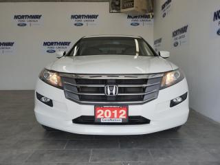 Used 2012 Honda Accord Crosstour EX-L | 4WD | NAV | LEATHER | SUNROOF | ONLY 42 KM for sale in Brantford, ON