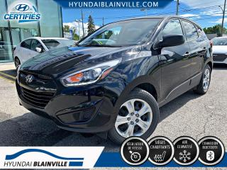 Used 2015 Hyundai Tucson GL AWD BLUETOOTH, A/C, BANCS CHAUFFANTS+ for sale in Blainville, QC