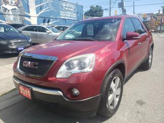 Used 2011 GMC Acadia SLT1 for sale in Toronto, ON