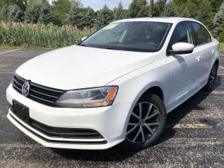 Used 2016 Volkswagen Jetta Comfortline 2WD for sale in Cayuga, ON