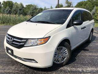 Used 2016 Honda Odyssey LX 2WD for sale in Cayuga, ON