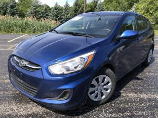 Used 2017 Hyundai Accent GL 2WD for sale in Cayuga, ON