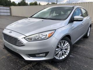 Used 2016 Ford Focus Titanium HATCH 2WD for sale in Cayuga, ON
