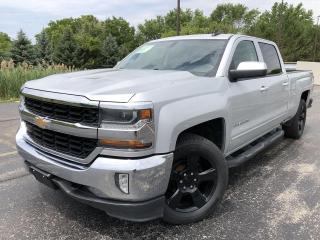 Used 2016 Chevrolet Silverado 1500 LT CREW CAB 4X4 for sale in Cayuga, ON