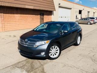 Used 2011 Toyota Venza CLEAN CAR | LOW KMS for sale in Burlington, ON