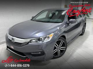Used 2016 Honda Accord Sport **NOUVEL ARRIVAGE** for sale in Chicoutimi, QC