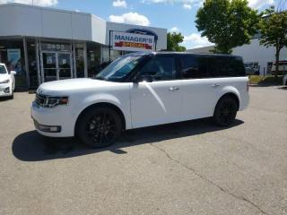 Used 2019 Ford Flex limited for sale in Mississauga, ON
