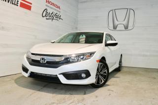 Used 2018 Honda Civic EX-T 4 portes for sale in Blainville, QC