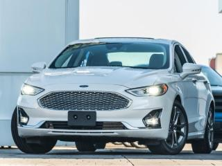 New 2020 Ford Fusion Hybrid Titanium for sale in Niagara Falls, ON