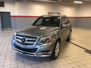 Used 2015 Mercedes-Benz GLK-Class MERCEDES /  GLK / DIESEL / 4MATIC / BLUETEC for sale in Terrebonne, QC