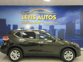 Used 2015 Nissan Rogue SV 4X4 TOIT PANORAMIQUE CAMERA DE RECUL for sale in Lévis, QC