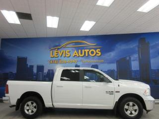 Used 2019 RAM 1500 Classic SLT  5.7 LITRES HEMI 4X4 CREWCAB TOUT EQ for sale in Lévis, QC