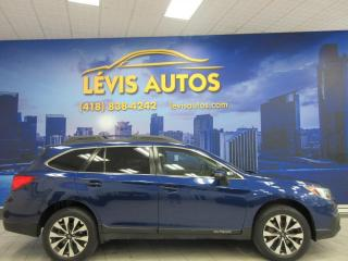 Used 2016 Subaru Outback LIMITED AWD 71900 KM CUIR TOIT GPS MAGS for sale in Lévis, QC