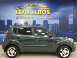 Used 2011 Kia Soul 2U MANUEL BLUETOOTH BANC CHAUFFANT AIR C for sale in Lévis, QC