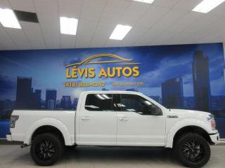 Used 2019 Ford F-150 XLT XTR ECOBOOST 17 000 KM 4X4 SUPERCREW for sale in Lévis, QC