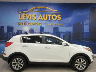 Used 2015 Kia Sportage EX AWD CAMERA DE RECUL BLUETOOTH AIR CLI for sale in Lévis, QC
