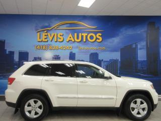 Used 2012 Jeep Grand Cherokee LAREDO 4X4 GPS CUIR BLUETOOTH TOUT EQUIP for sale in Lévis, QC