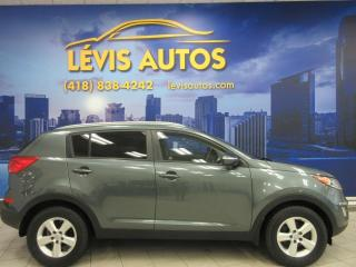 Used 2014 Kia Sportage LX AUTOMATIQUE AIR CLIMATISE BLUETOOTH T for sale in Lévis, QC