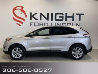 Used 2017 Ford Edge SEL, Excellent Condition! Accident Free! for sale in Moose Jaw, SK